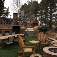 1807 Fireplace Turf Grill Firepit