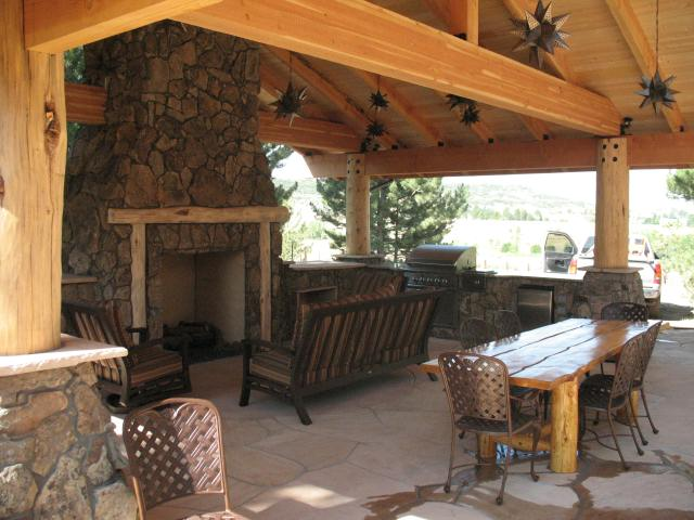 The outsiders landscaping design specialists castle rock for Outdoor spaces landscaping
