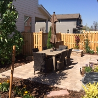 1508P - Paver Patio Stone Firepit